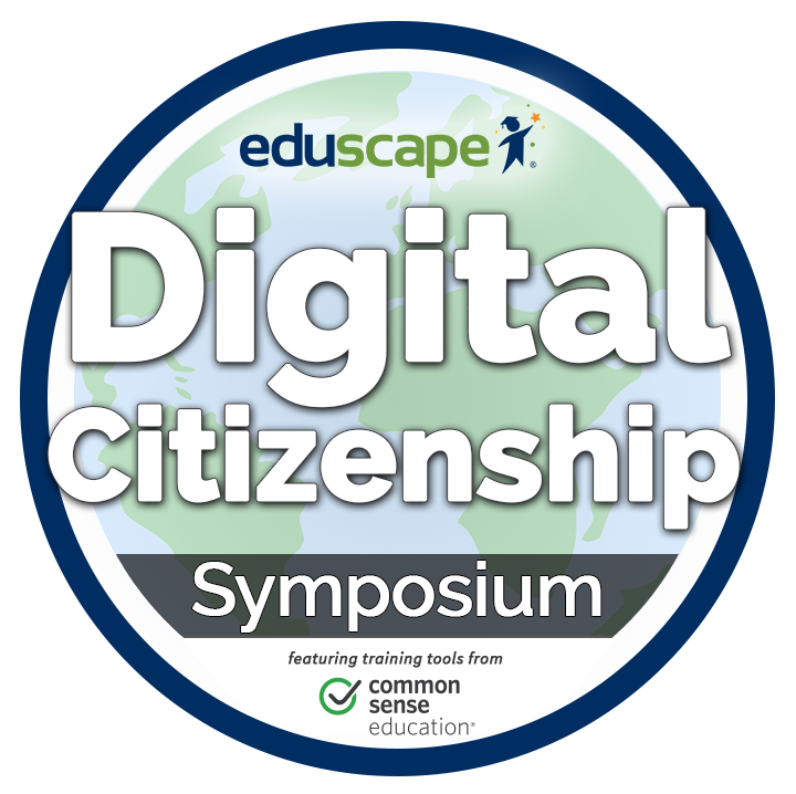 Digital Citizenship Symposium logo
