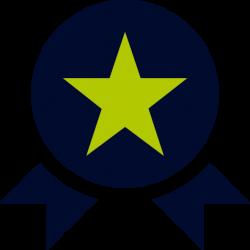 iste badge star