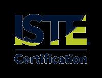 ISTE Certification Logo PNG