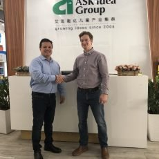 Eduscape Global and ASK Idea Global Announce Landmark Chinese and American Partnership in the Expanding Education Market