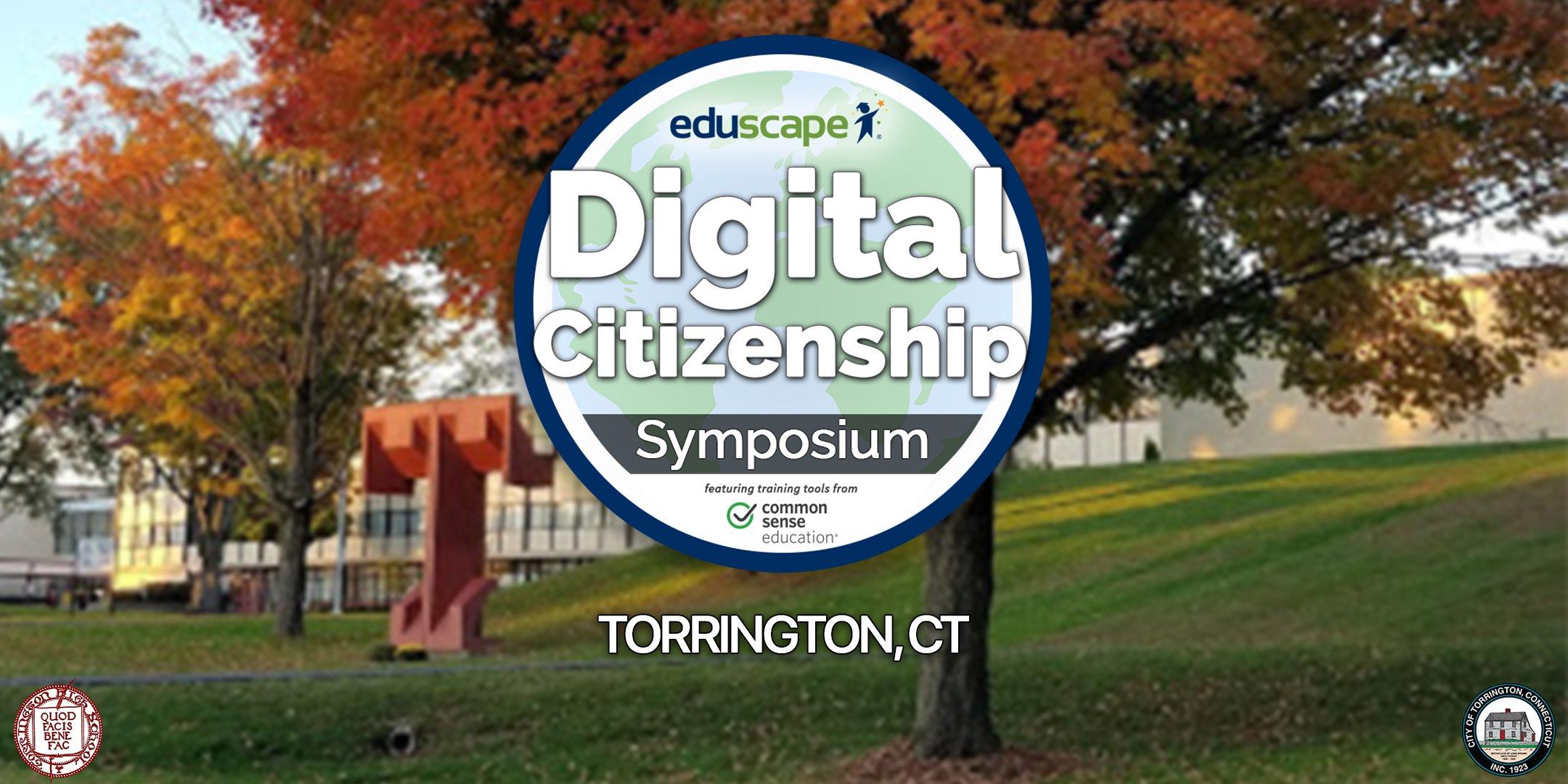 digital citizenship symposium | Eduscape